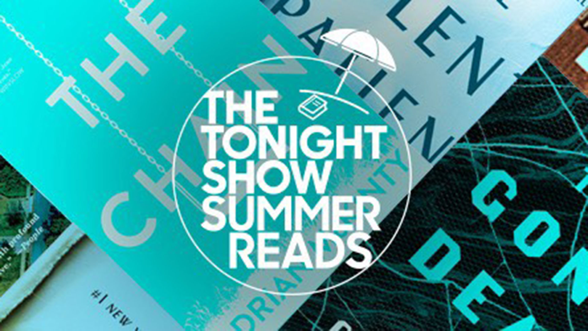 Tonight Show Summer Reads 2019