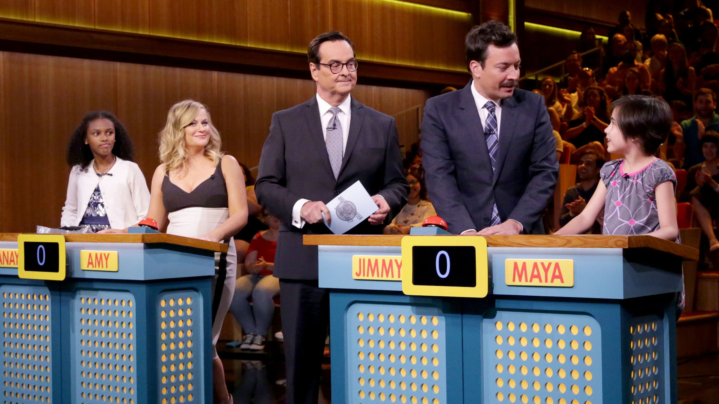 Are You Smarter Than a Smart Girl? with Amy Poehler