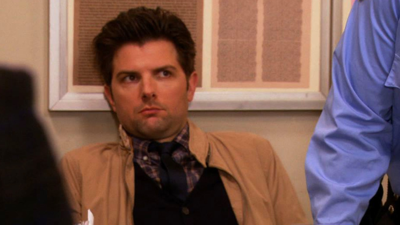 Watch Parks And Recreation Web Exclusive Ben S Awkward