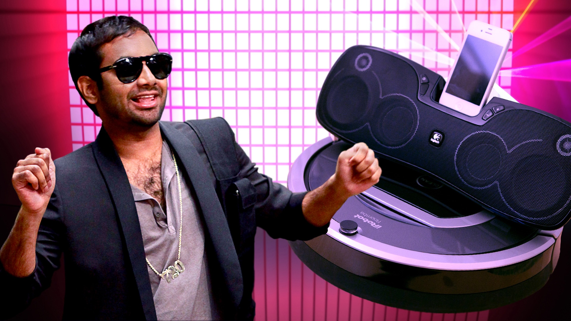 Watch Parks And Recreation Web Exclusive Dj Roomba Drop