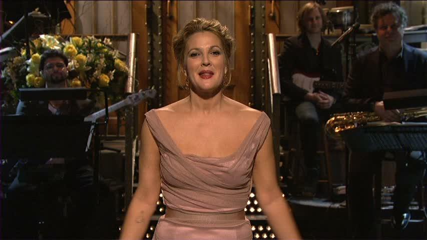 Watch Saturday Night Live Highlight: Drew Barrymore ...