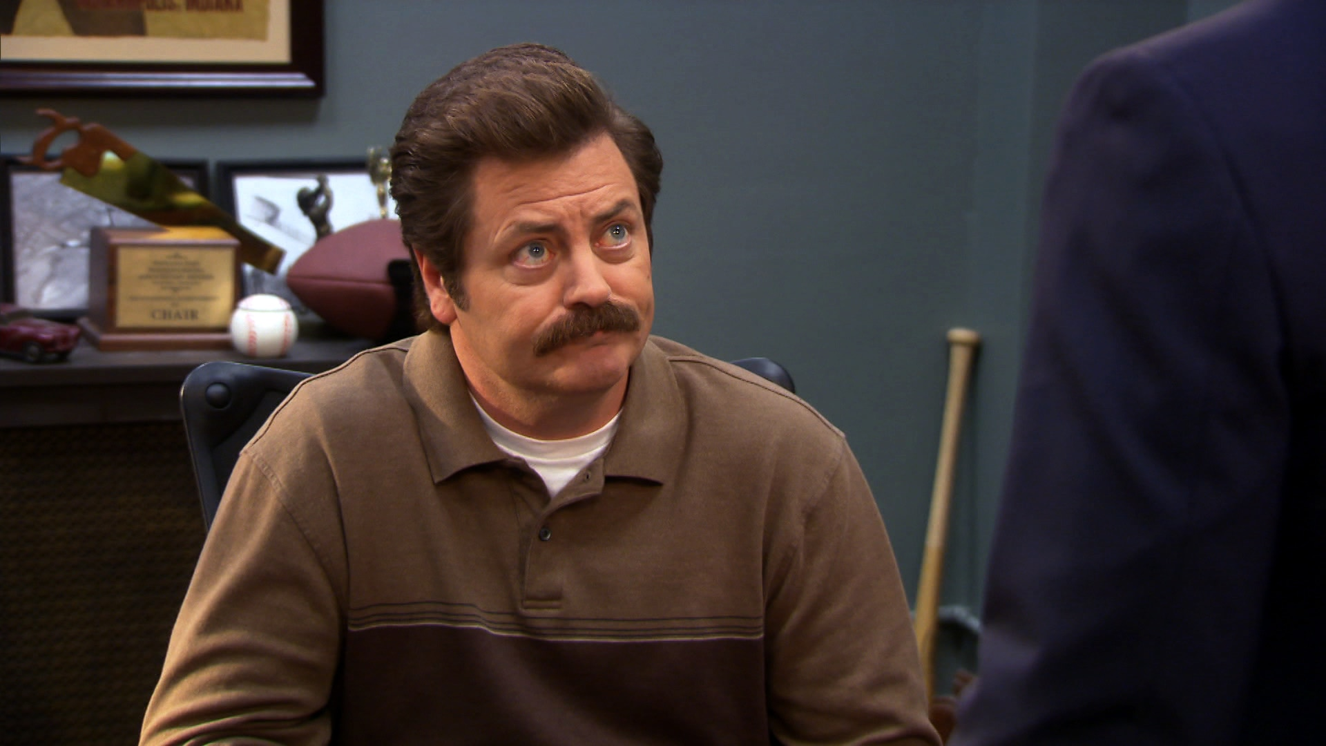 Watch Parks And Recreation Web Exclusive 100 Words With