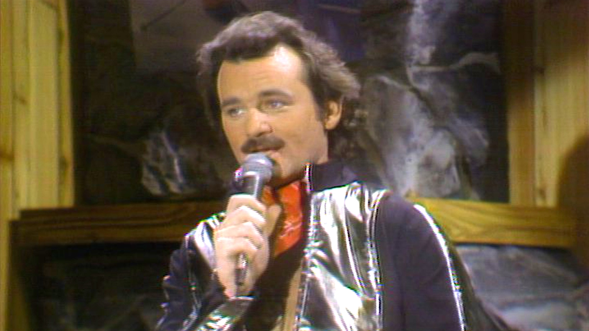 Bill Murray as the lounge singer Nick Winters from SNL Aww ...