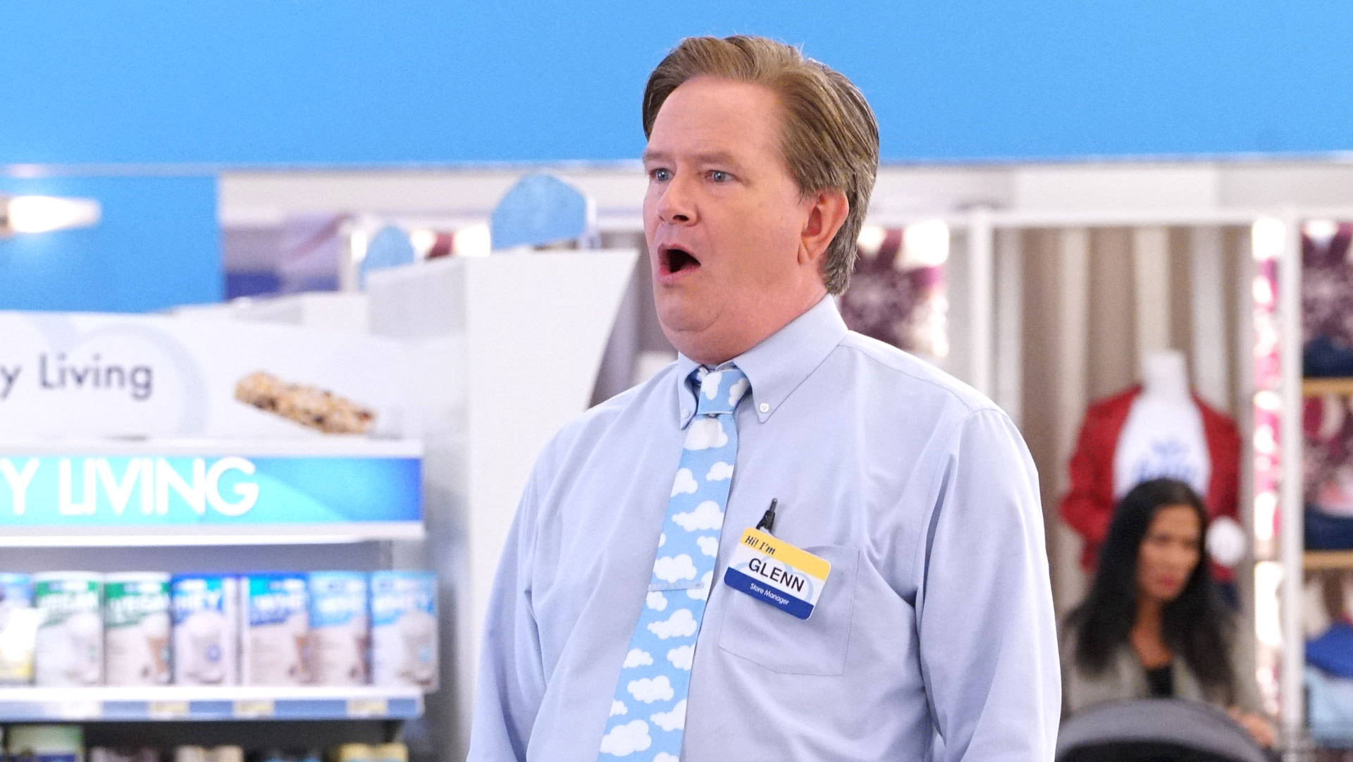 Watch Superstore Web Exclusive Glennisms - Nbccom-5193