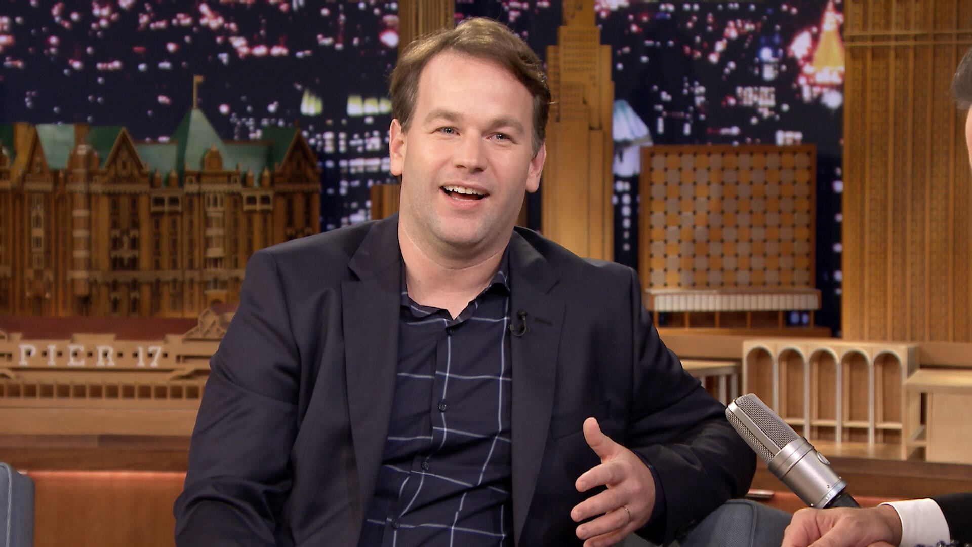 Mike Birbiglia Ate Some of His Friend's Dad's Ashes