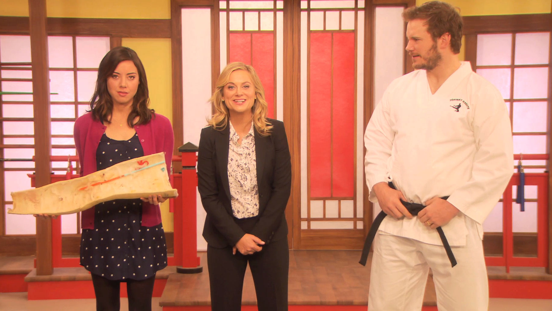 Watch Parks And Recreation Web Exclusive A Surprise For