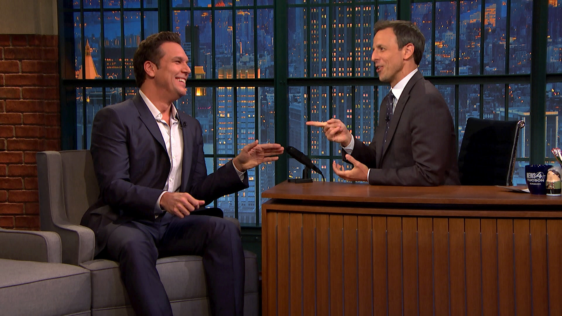 Watch Late Night With Seth Meyers Episode Dane Cook Nasim Pedrad Azar Nafisi Nbc Com