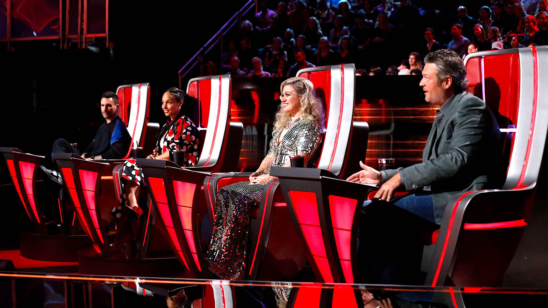 Watch The Voice Episode  Live Semi-final Performances