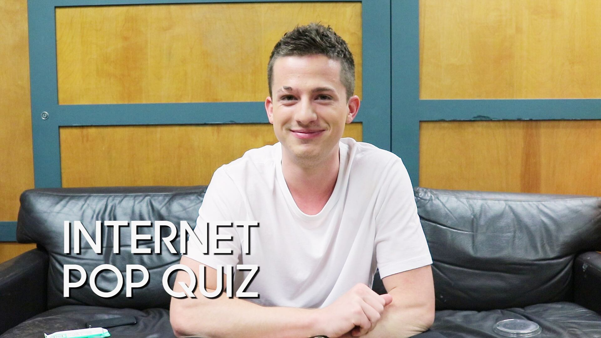 Internet Pop Quiz: Charlie Puth