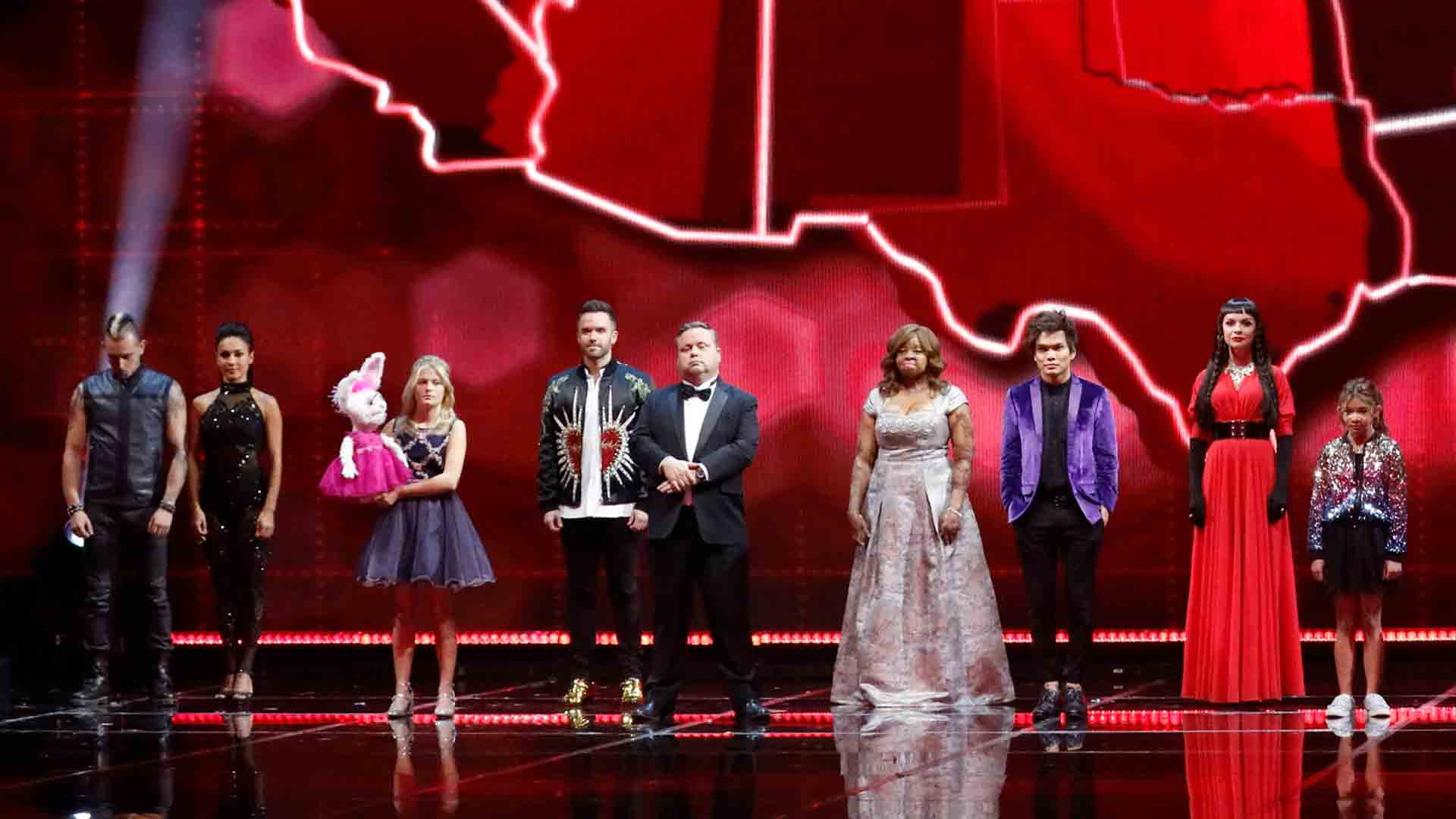america's got talent: the champions results finale - photo #1