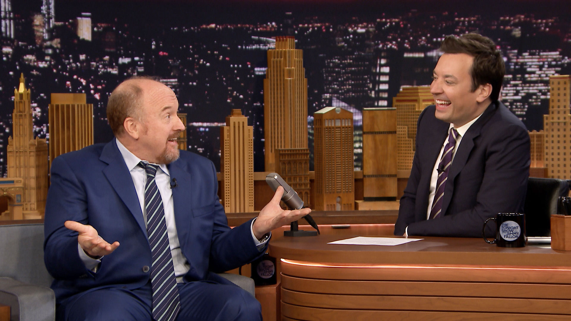 Louis C.K. Says They Should Stop Making Porn