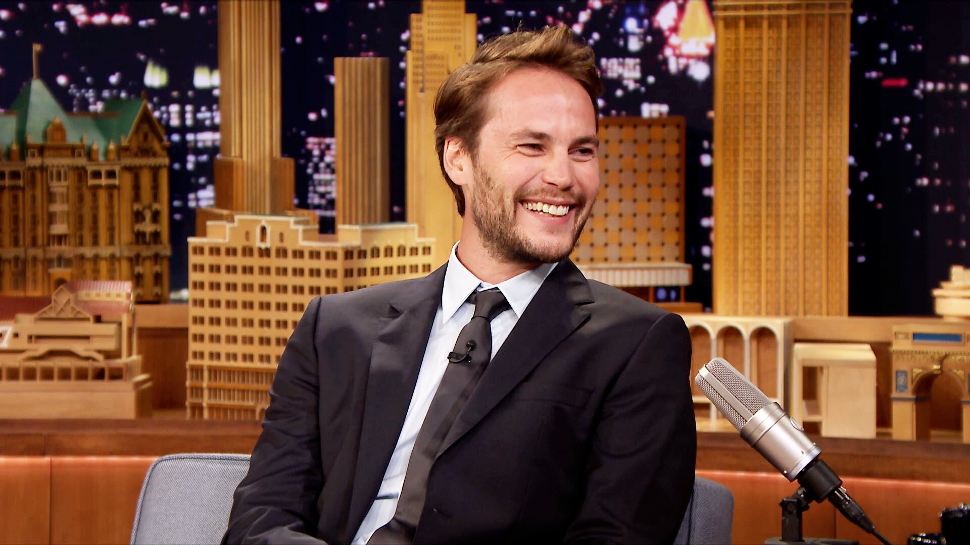 Taylor Kitsch Left a Friend Stranded for True Detective