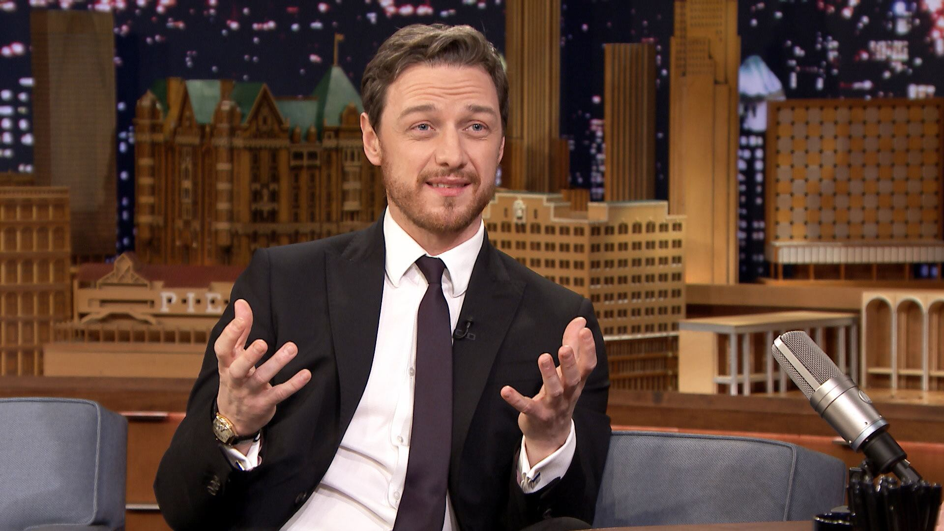 James McAvoy Portrays Nine Different Sides in Split