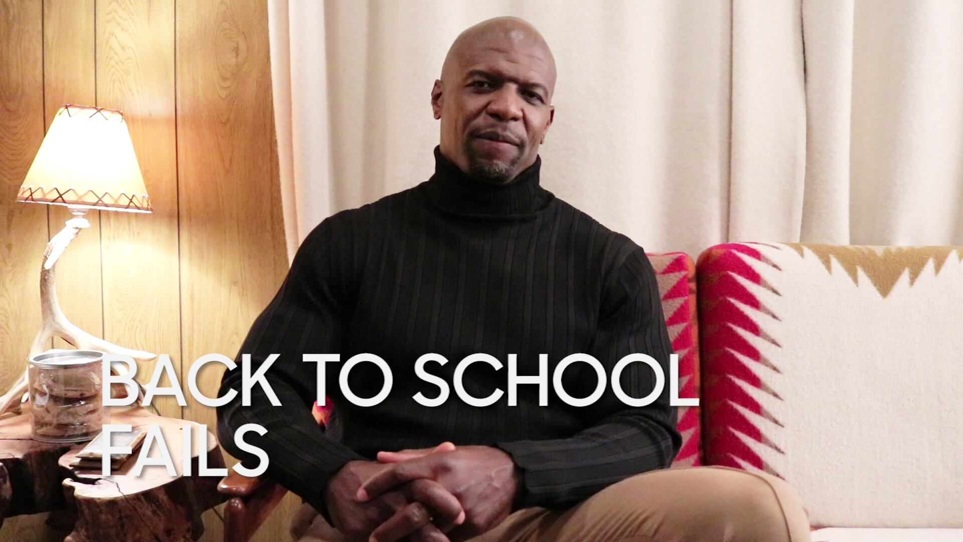 Back to School Fails: Terry Crews