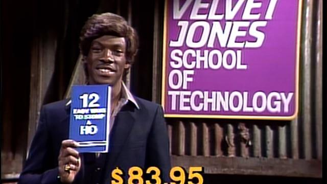 Watch Saturday Night Live Highlight: Velvet Jones - NBC.com