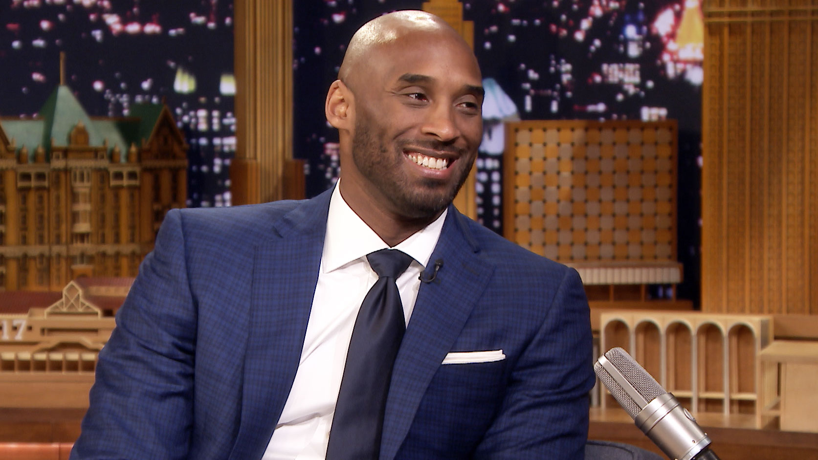 Watch The Tonight Show Starring Jimmy Fallon Interview: Kobe Bryant