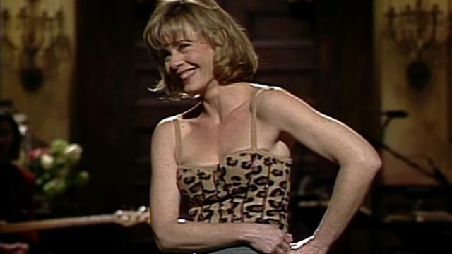 Watch Saturday Night Live Highlight Susan Dey Monologue -1473