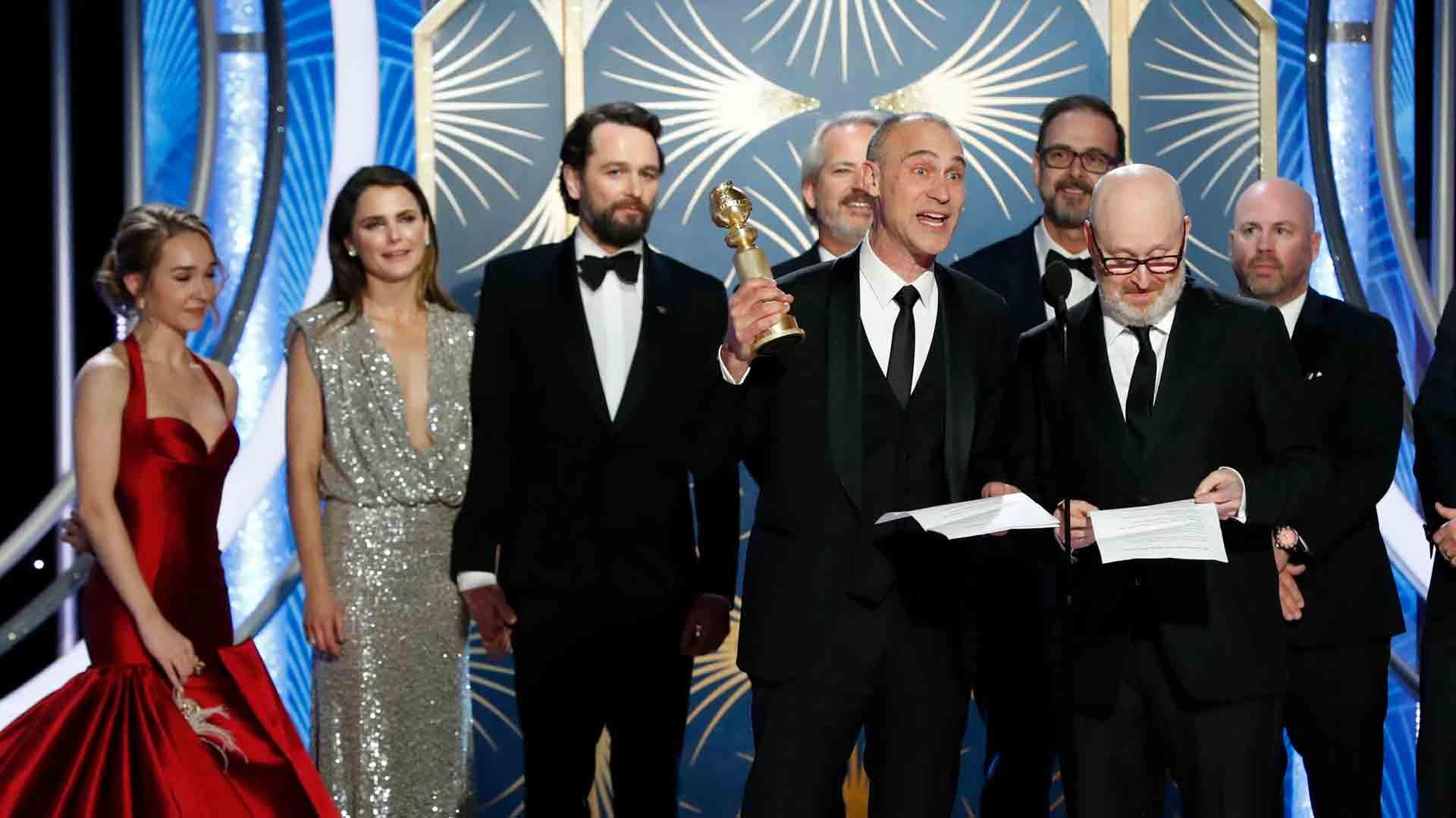 Golden Globe Serien