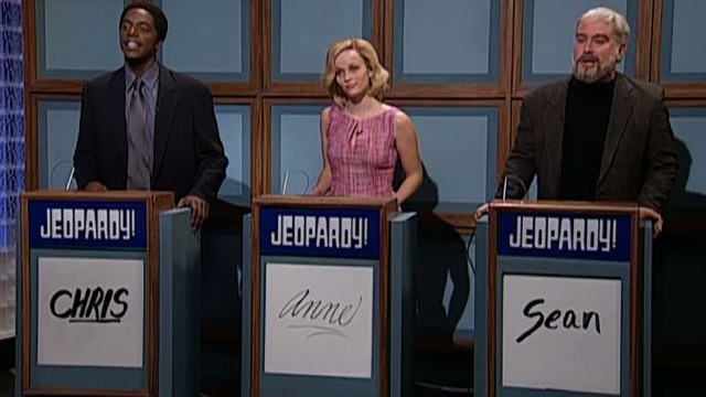 SNL Celebrity Jeopardy - Online Video Entertainment