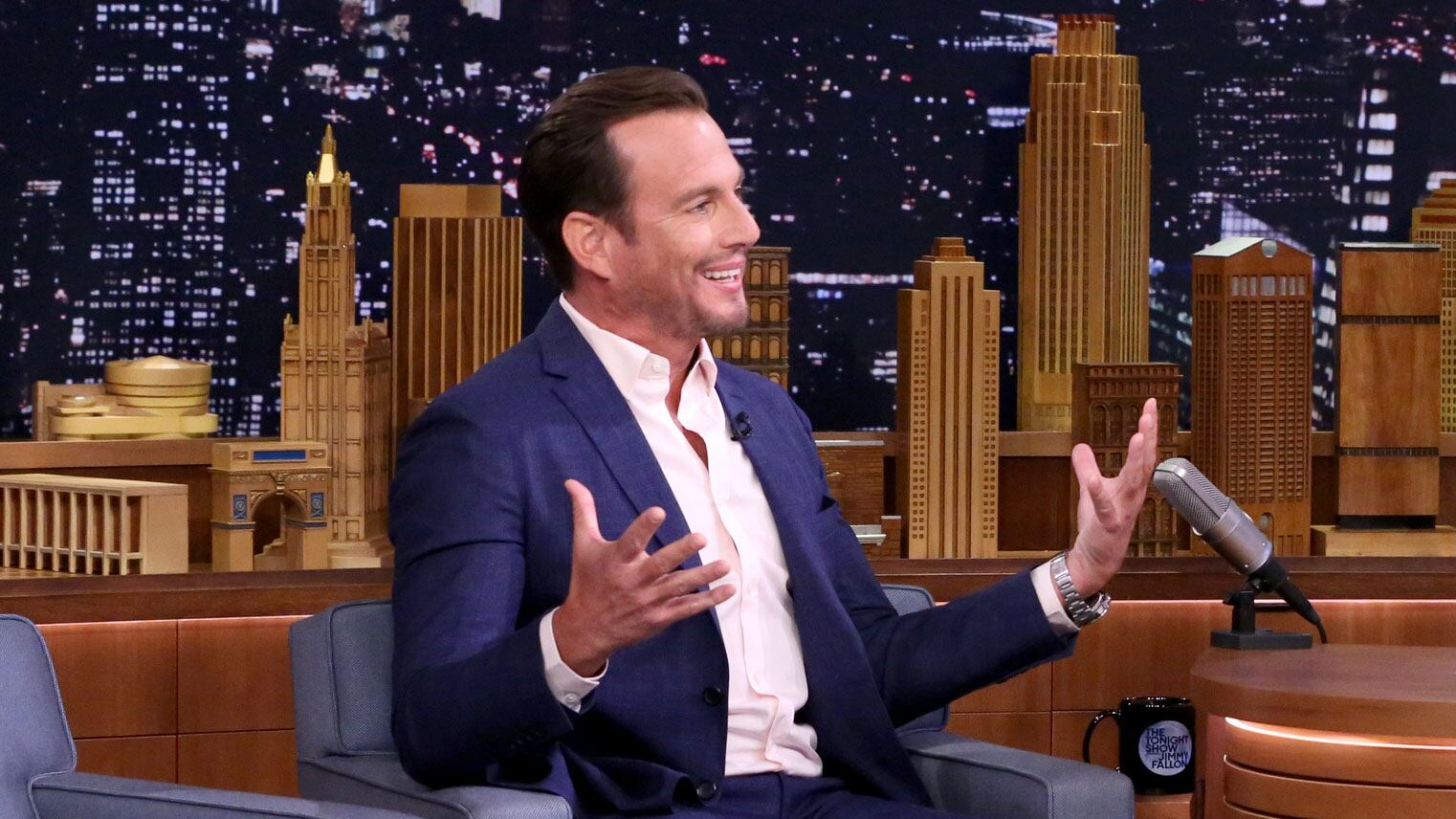 Will Arnett Used Hundos to Motivate His Son's Little League Team