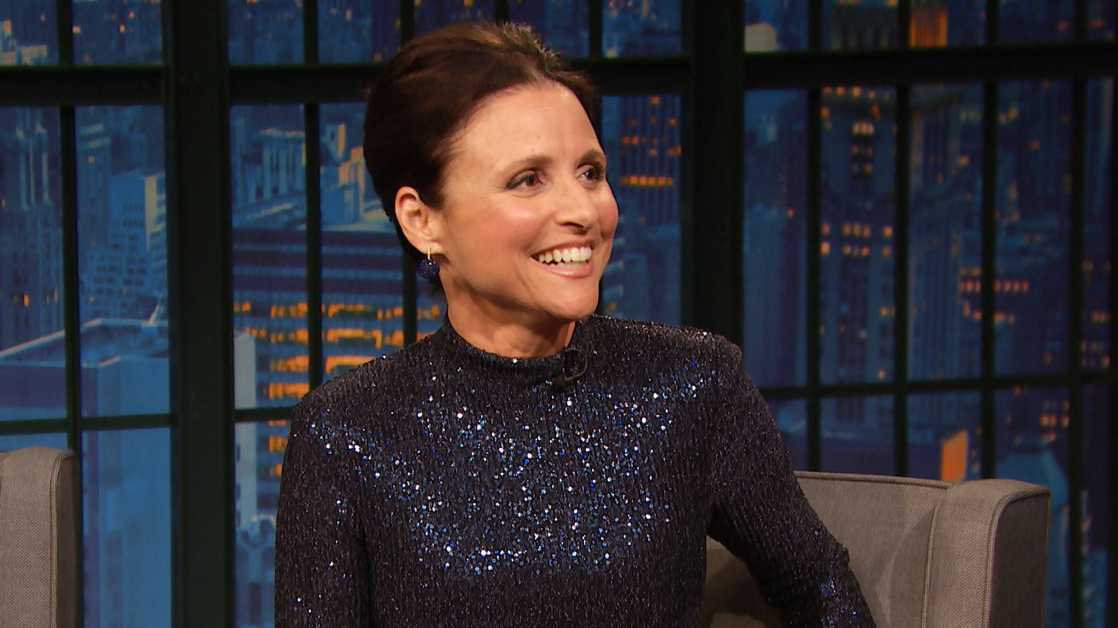 Julia Louis Dreyfus Ever Been Nude julia louis-dreyfus says trump pushed veep to be more extreme