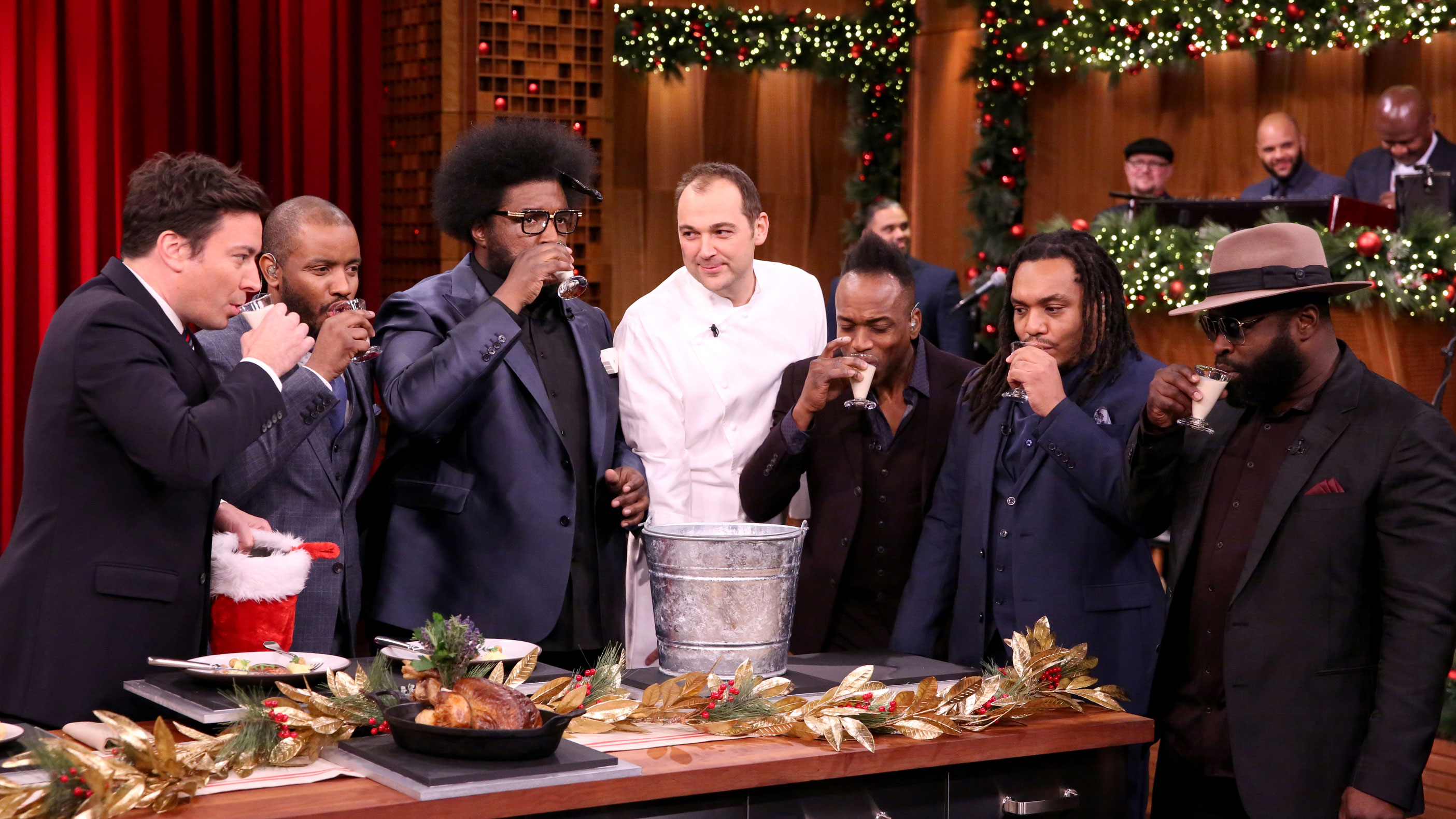 Food Fake-Outs with Chef Daniel Humm