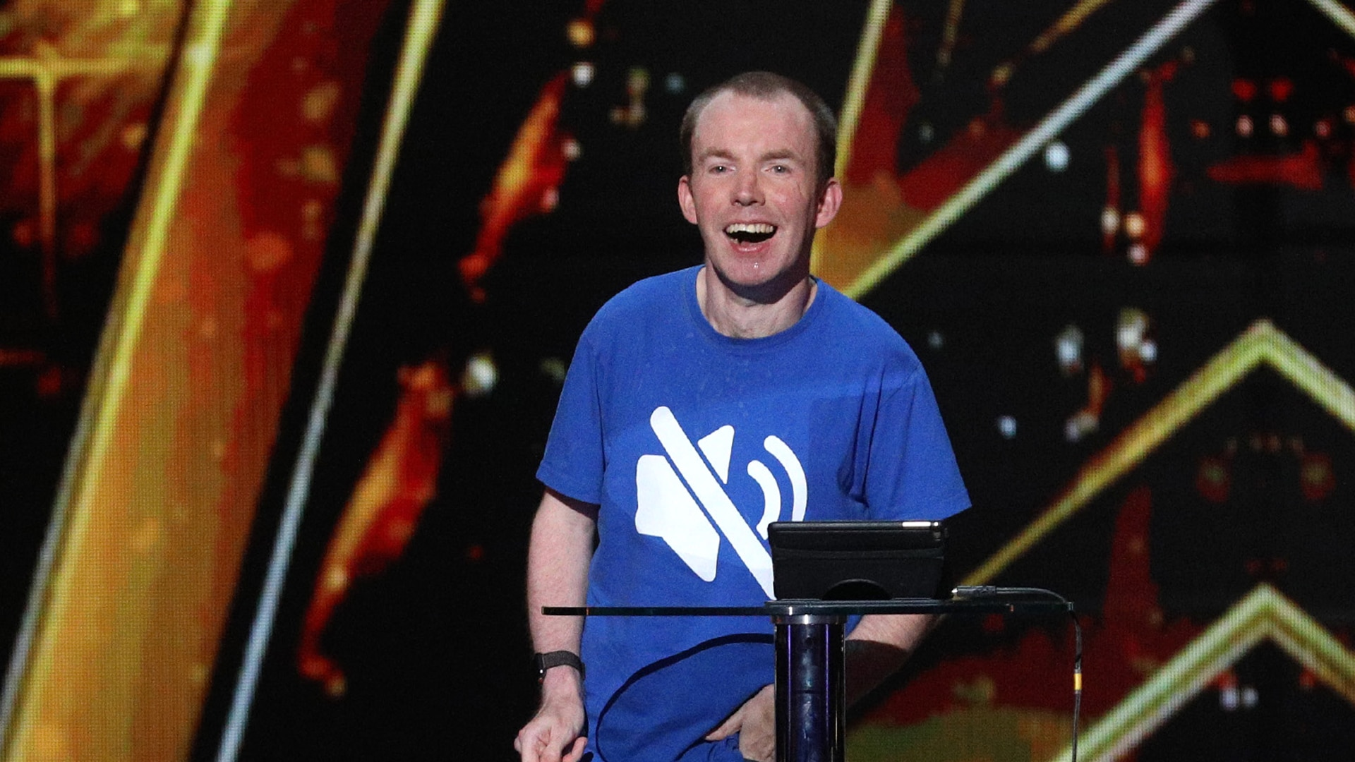 Watch America's Got Talent Highlight: Lost Voice Guy - The ...