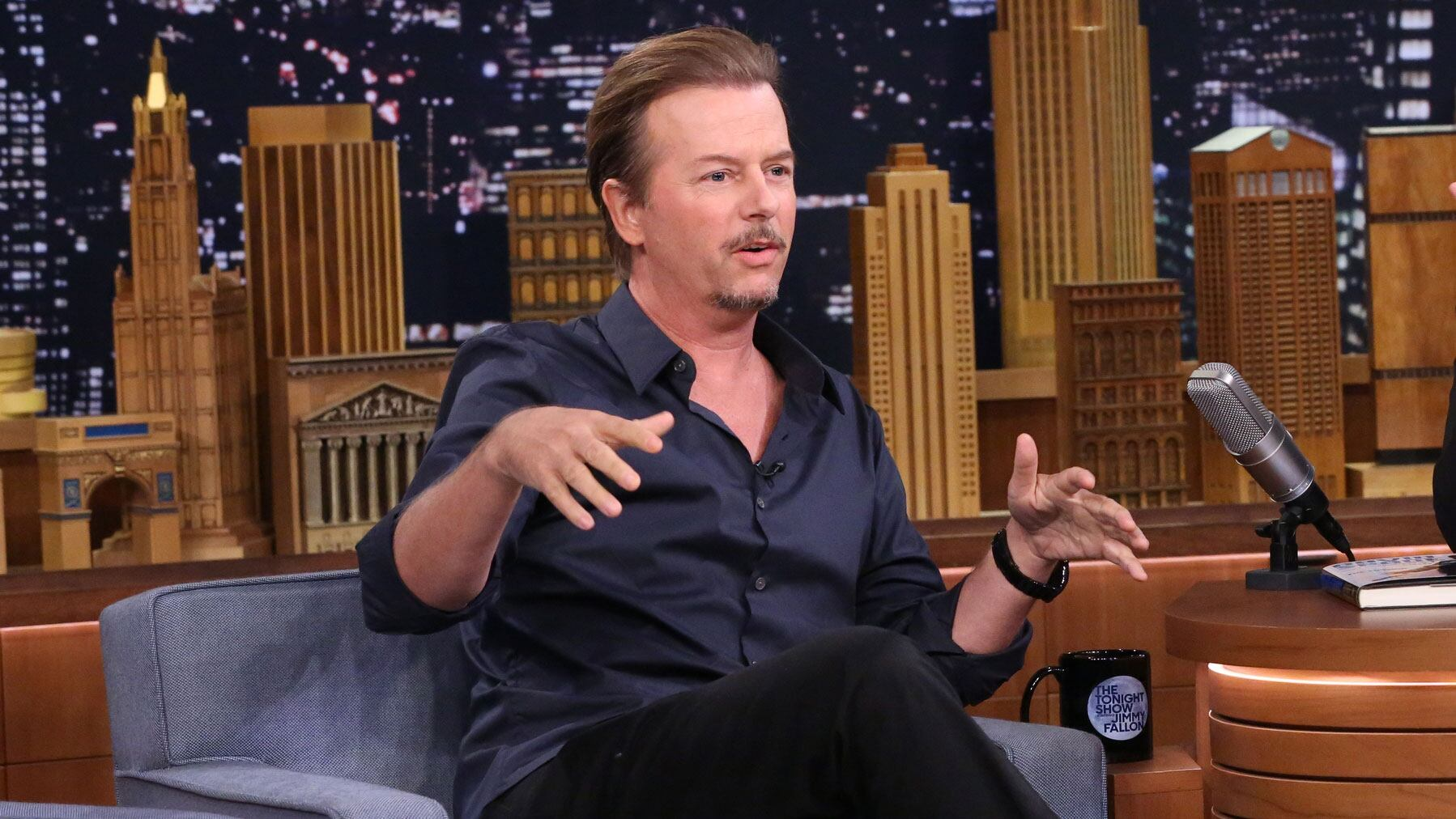 David Spade's Real Brother Sold Him Out During Frat Hazing