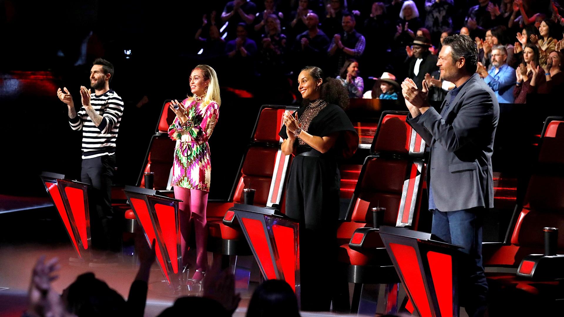 Watch The Voice Episode: Live Finale, Part 1 - NBC.com