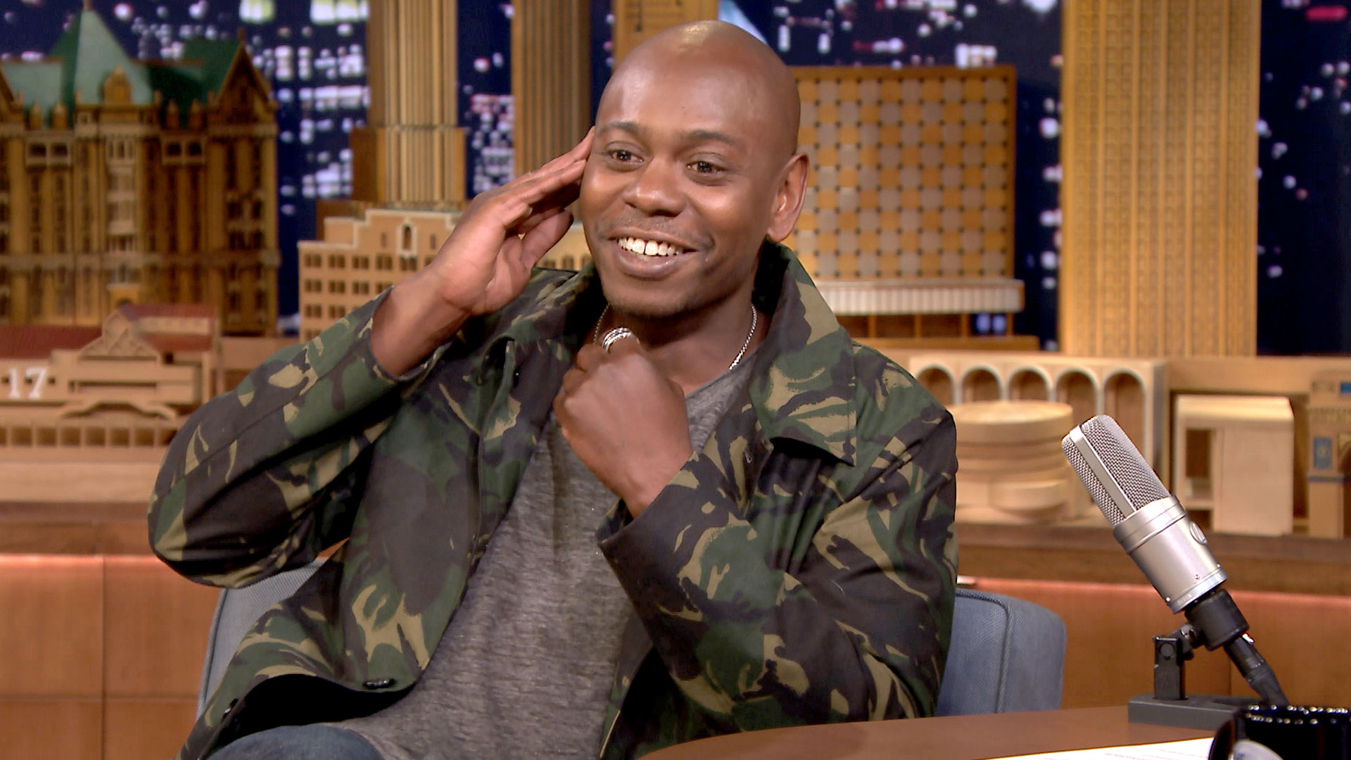 Dave chappelle stfu gif