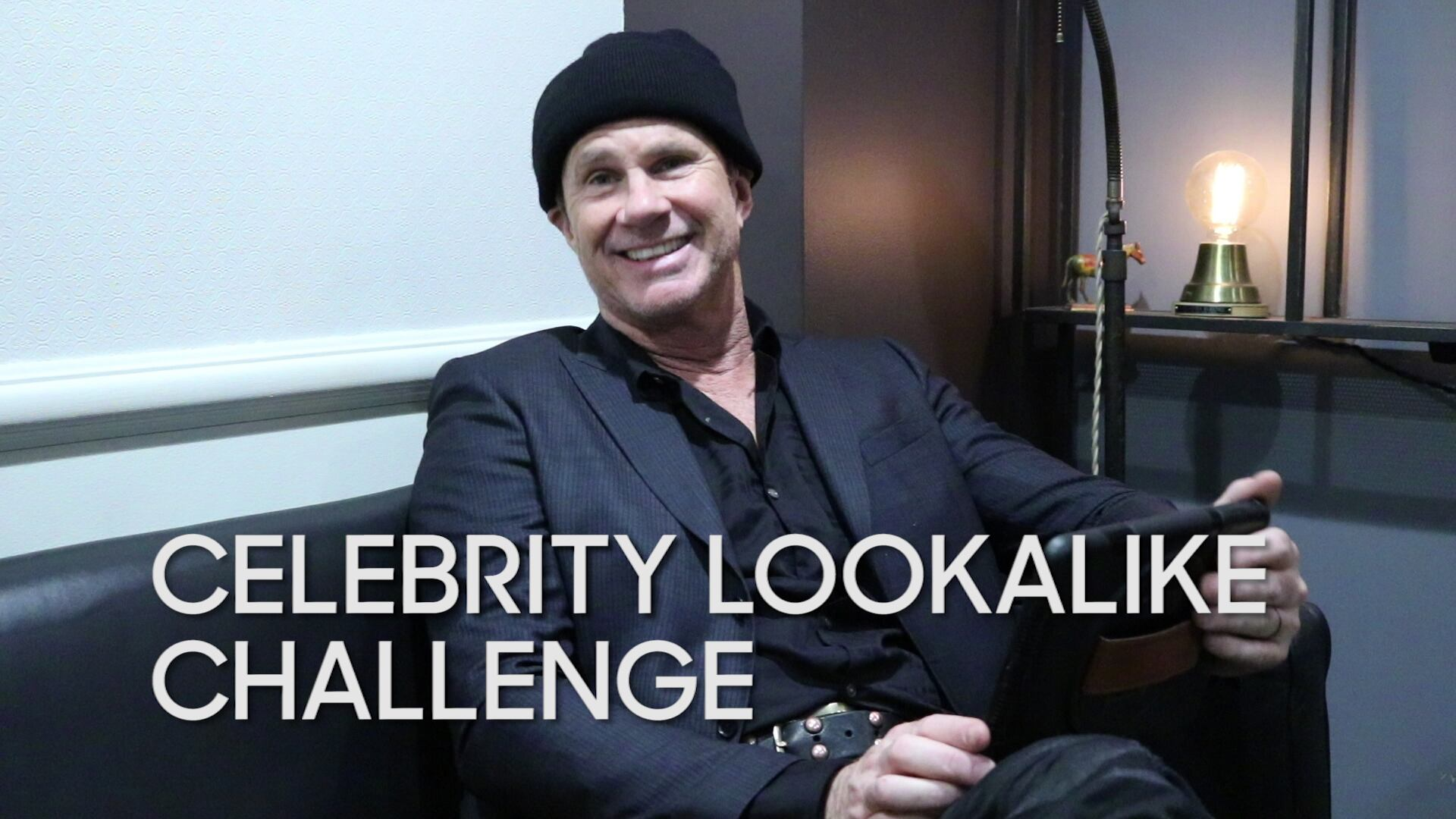 Celebrity Lookalike Challenge with Chad Smith