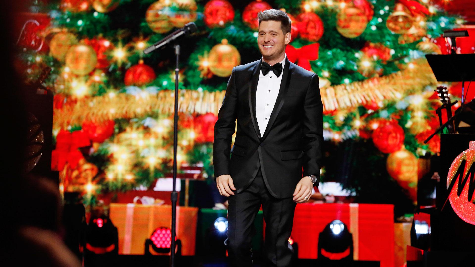 Nbc.Com Michael Buble Christmas Special 2020 Watch   NBC.com
