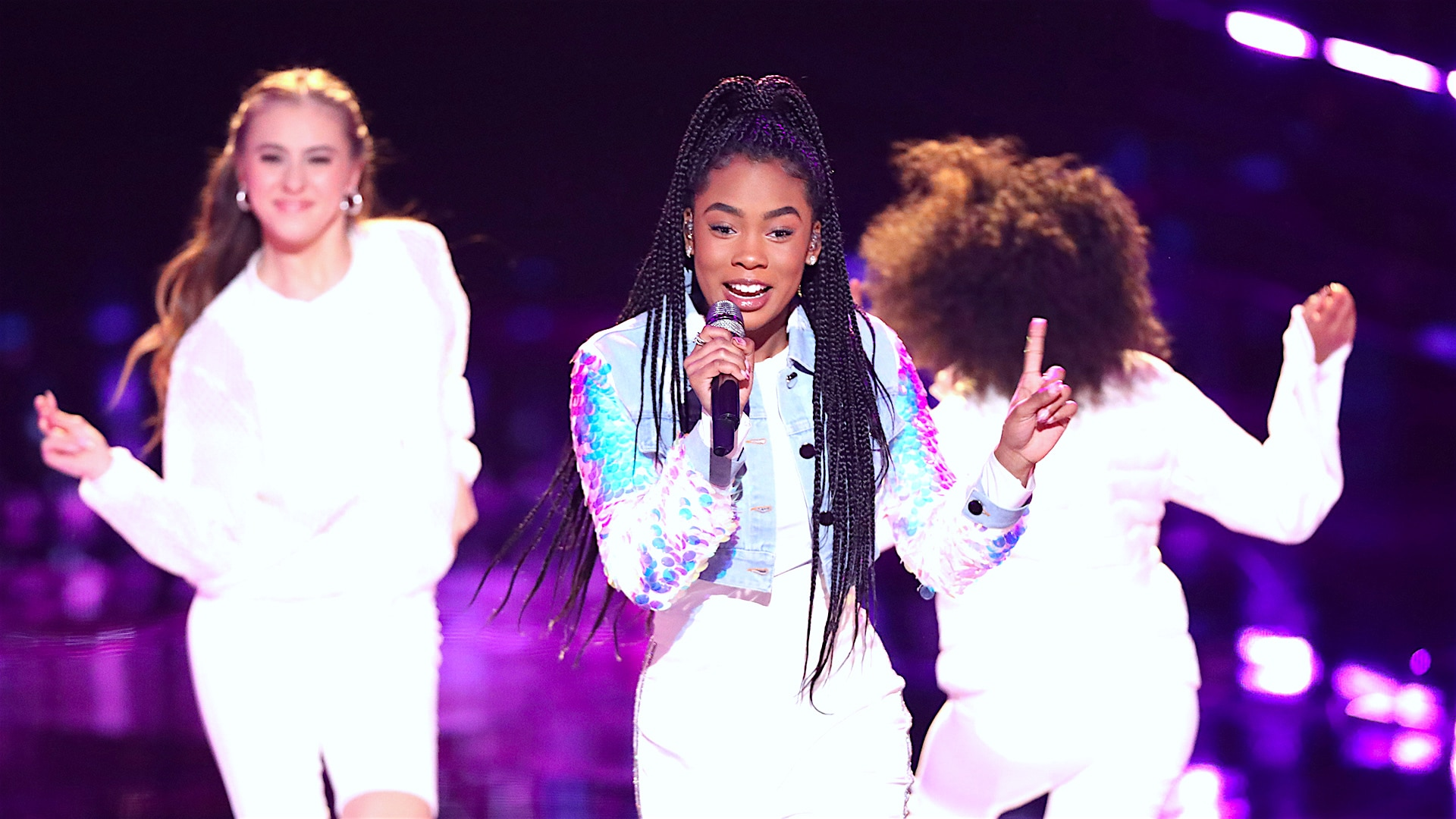 """Watch The Voice Highlight: Kennedy Holmes: """"Me Too"""" - NBC.com"""