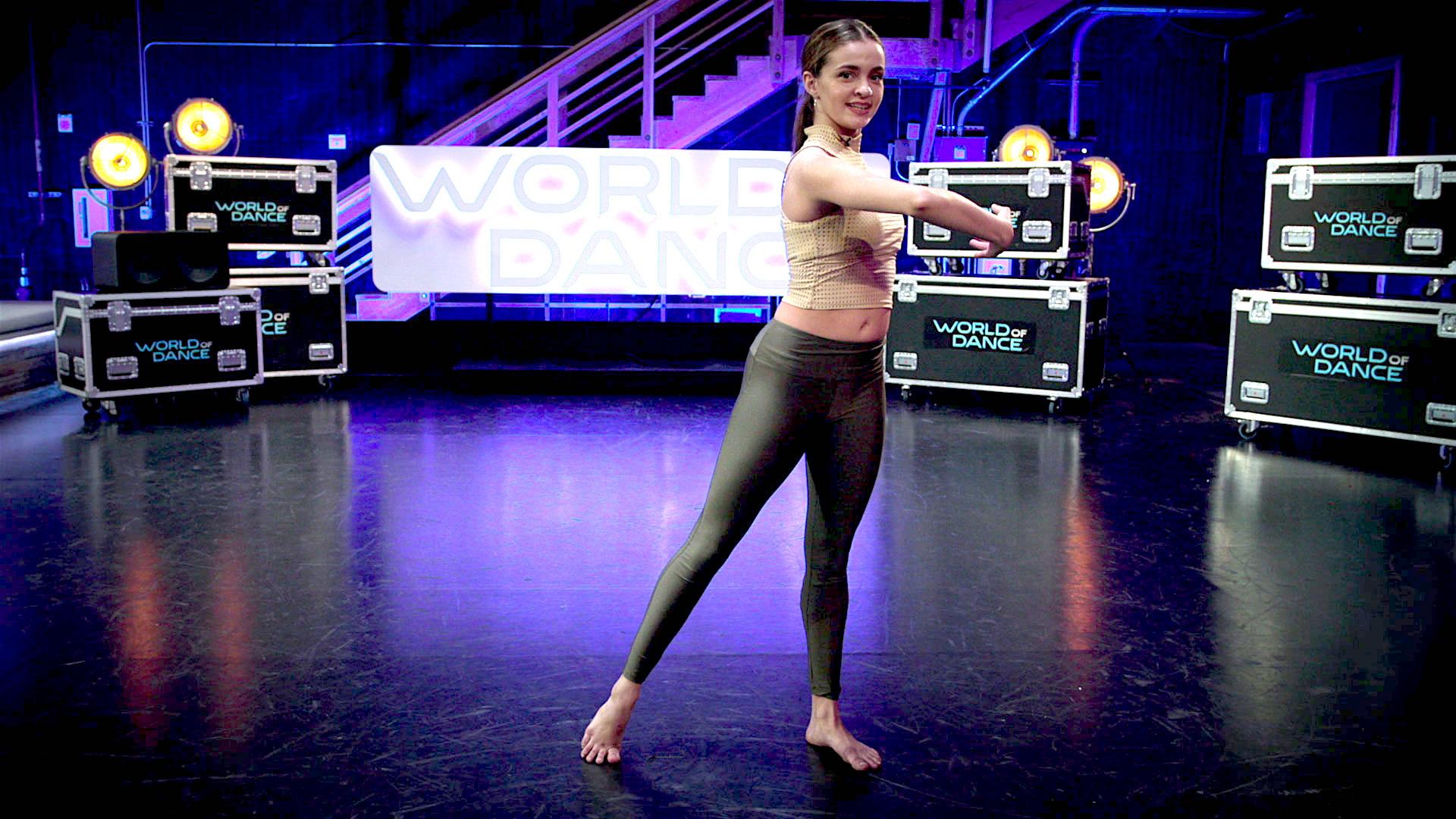 Watch World of Dance Web Exclusive: Vivian Ruiz - Move of ...
