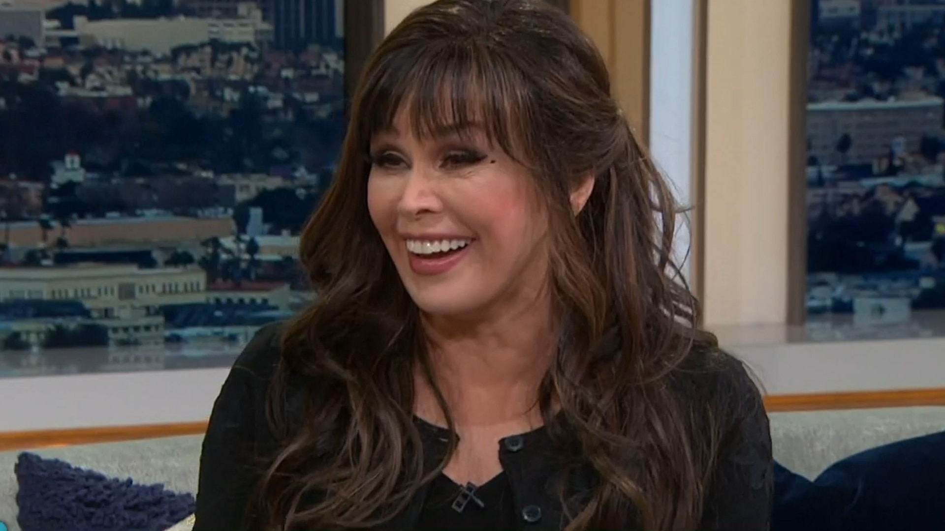 Watch Access Hollywood Interview: Marie Osmond Gushes Over