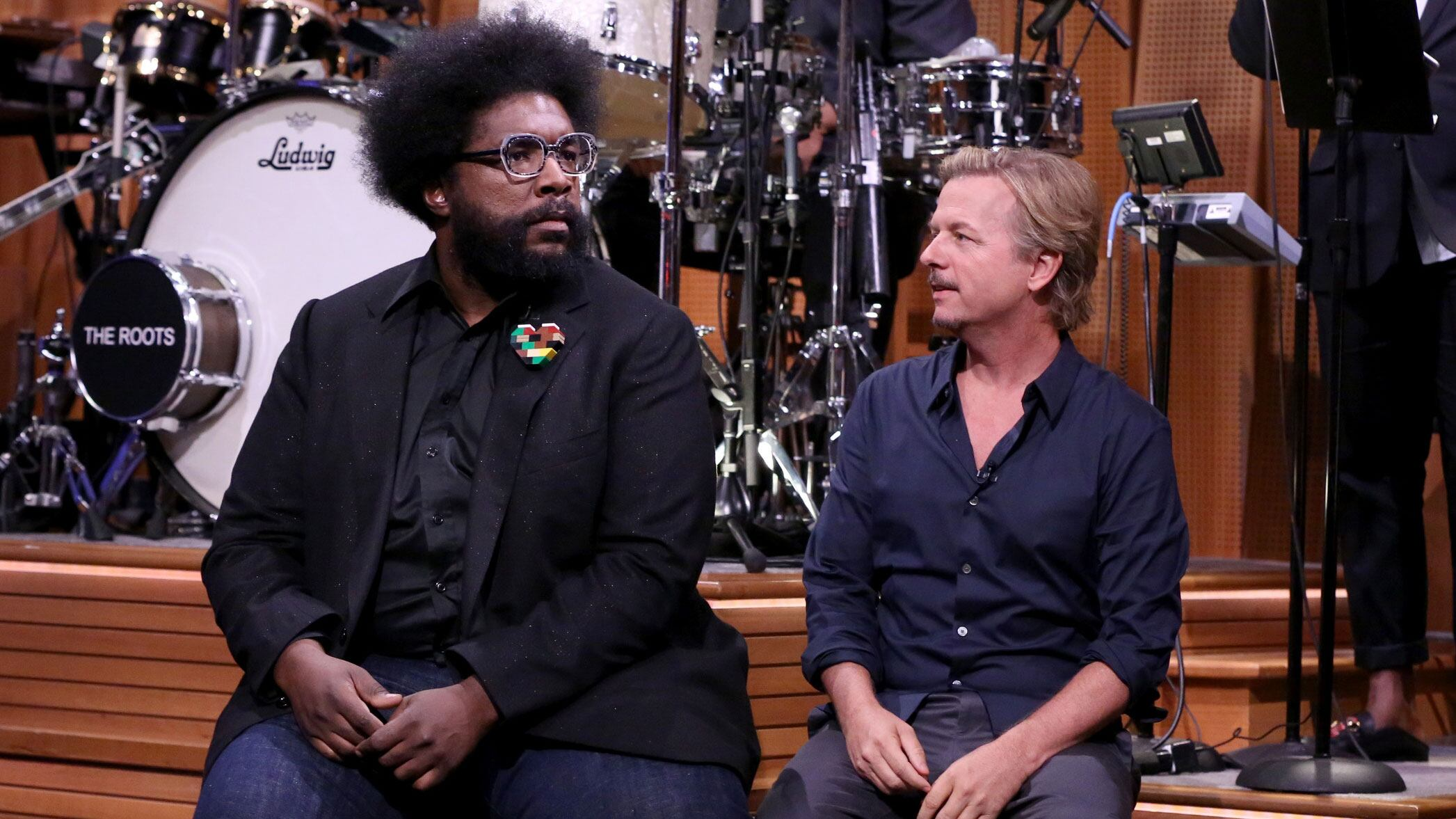The Roots Reenact Bachelor in Paradise with David Spade