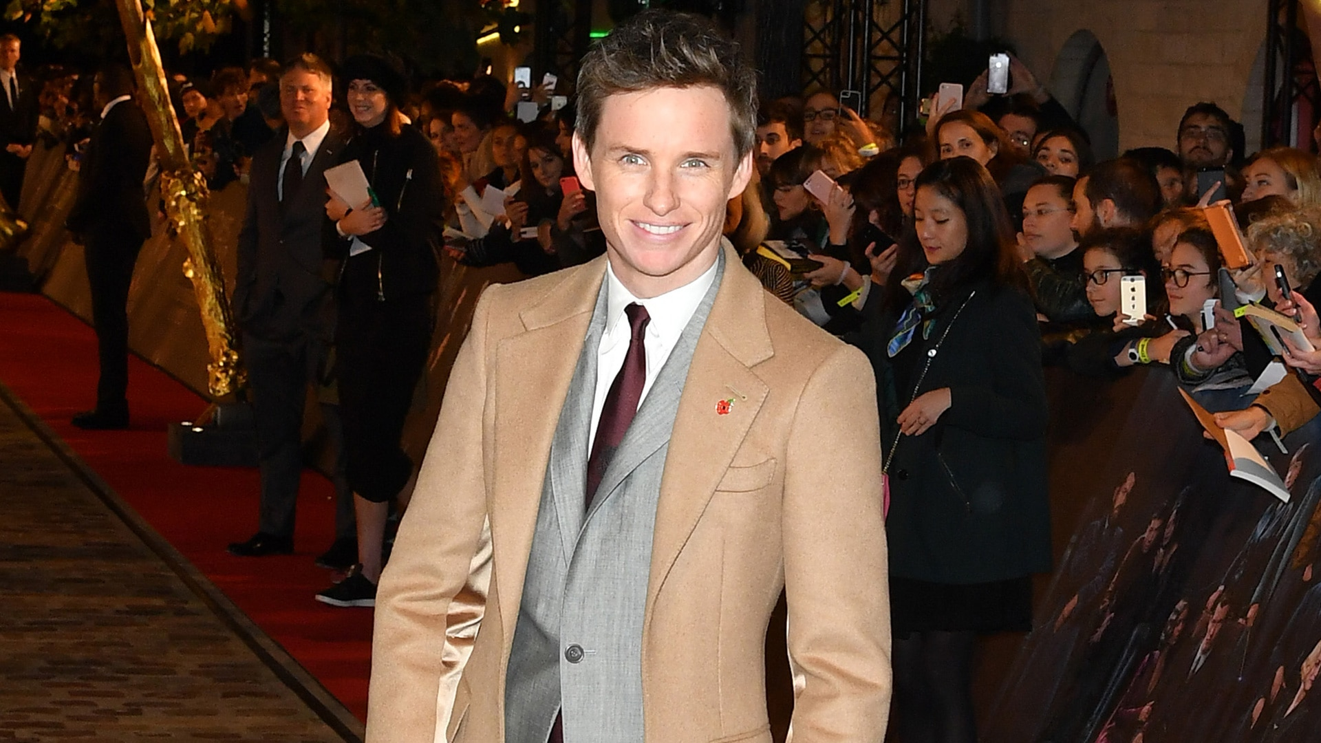 watch access hollywood interview  eddie redmayne reveals his secret obsession with  u0026 39 the hills