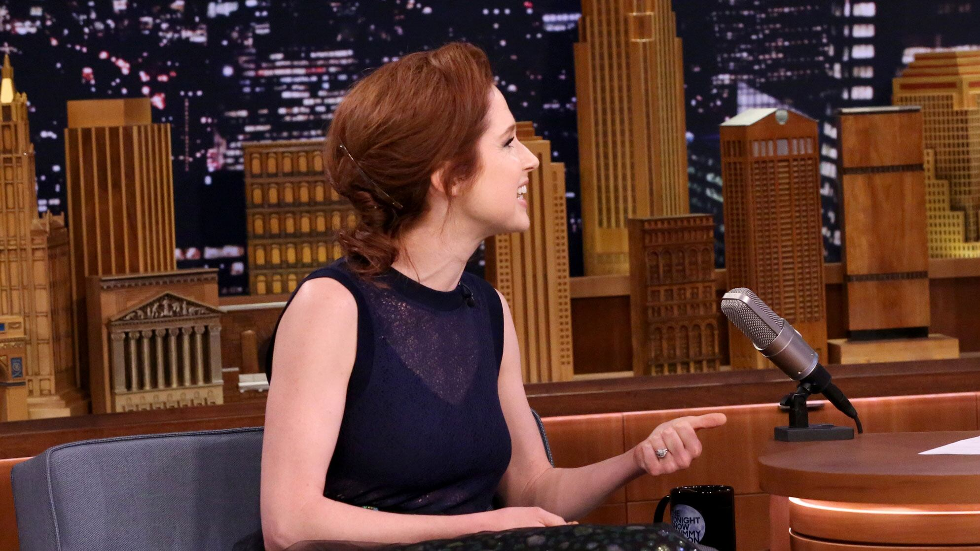 Ellie Kemper Is an Obnoxious Mom About Her Flawless Son
