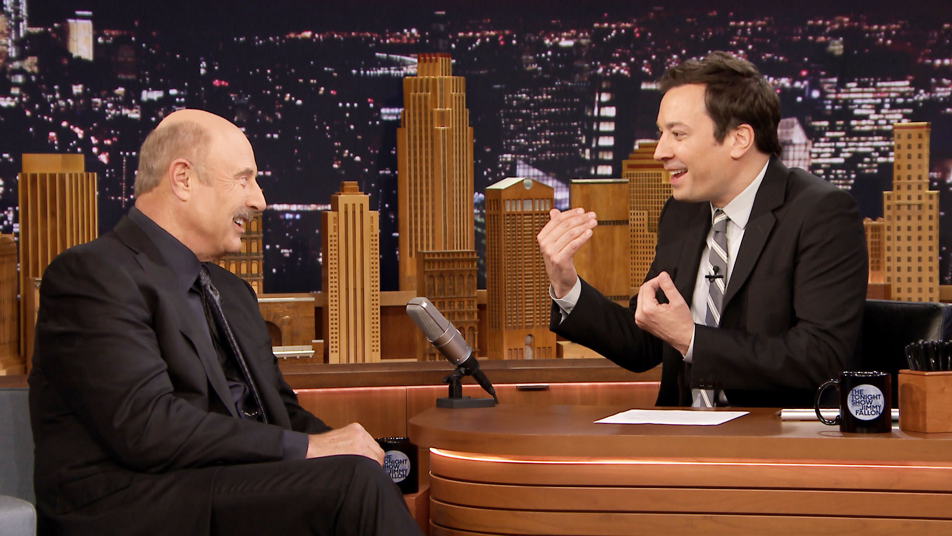 Two Truths and a Lie with Dr. Phil