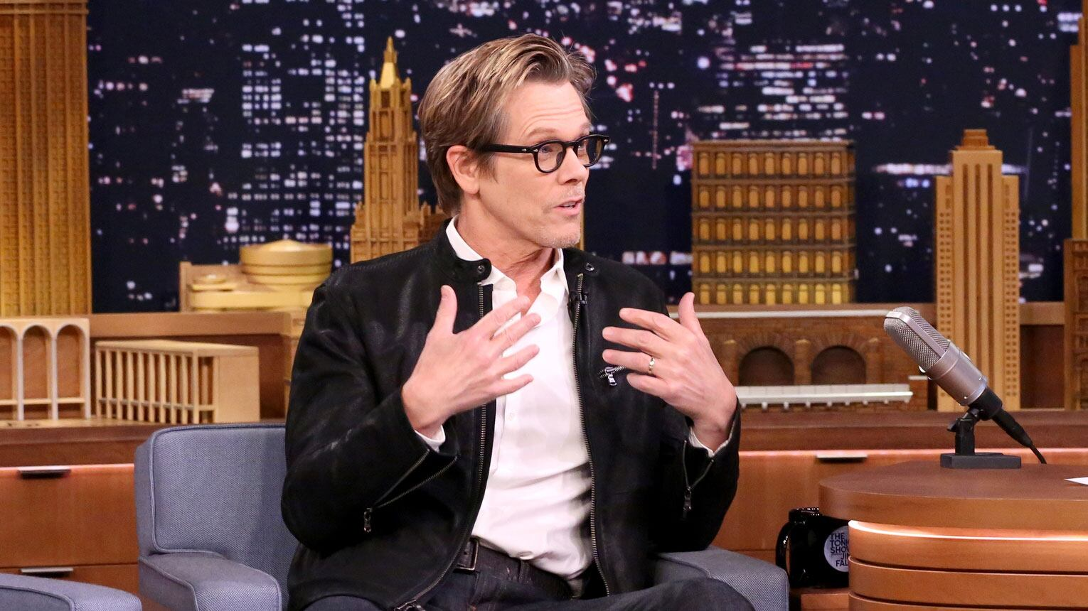 Kevin Bacon Loves Making People Say His Amazon Series' Name