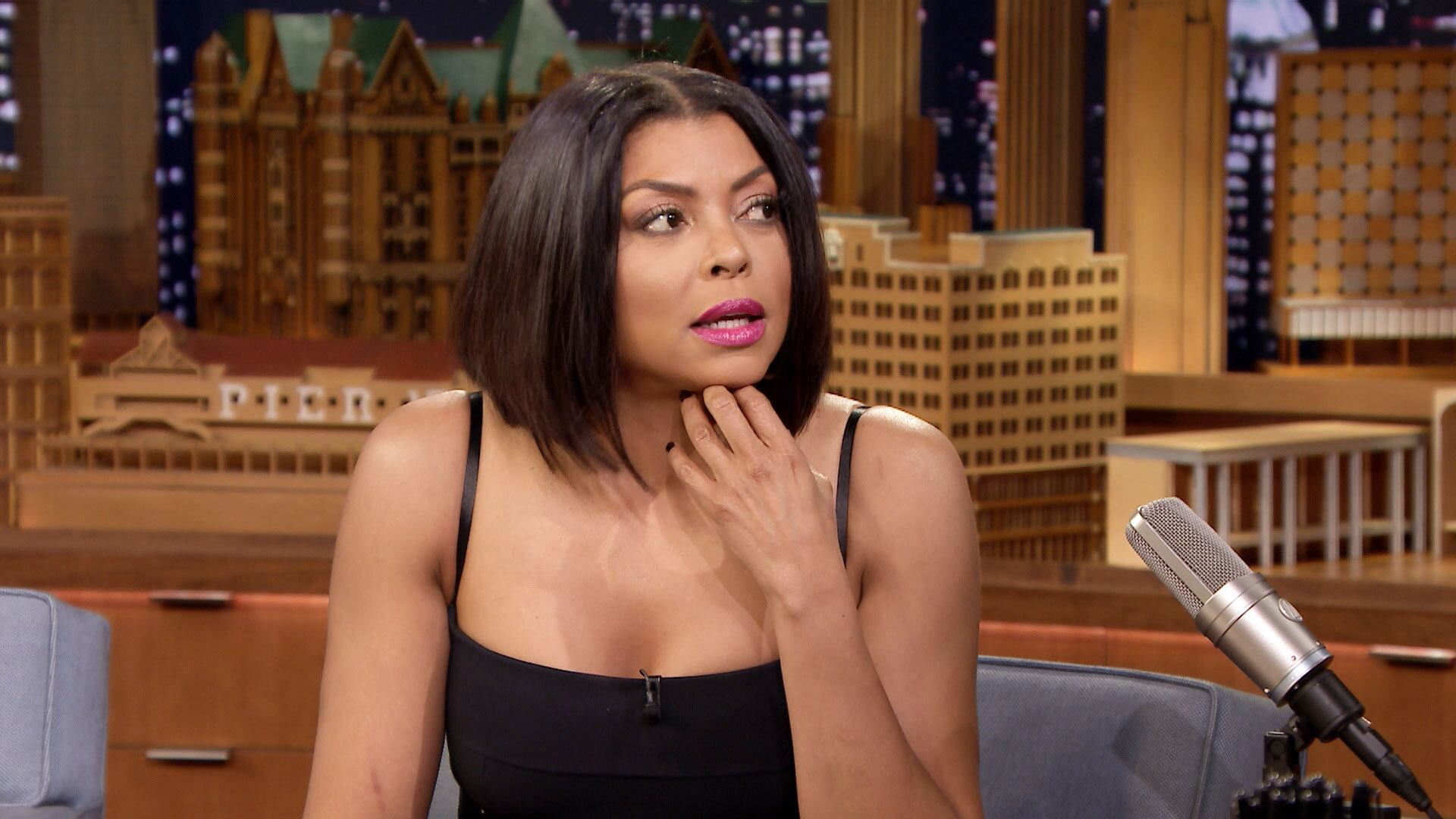 Taraji P. Henson Bought Out Theaters for Hidden Figures
