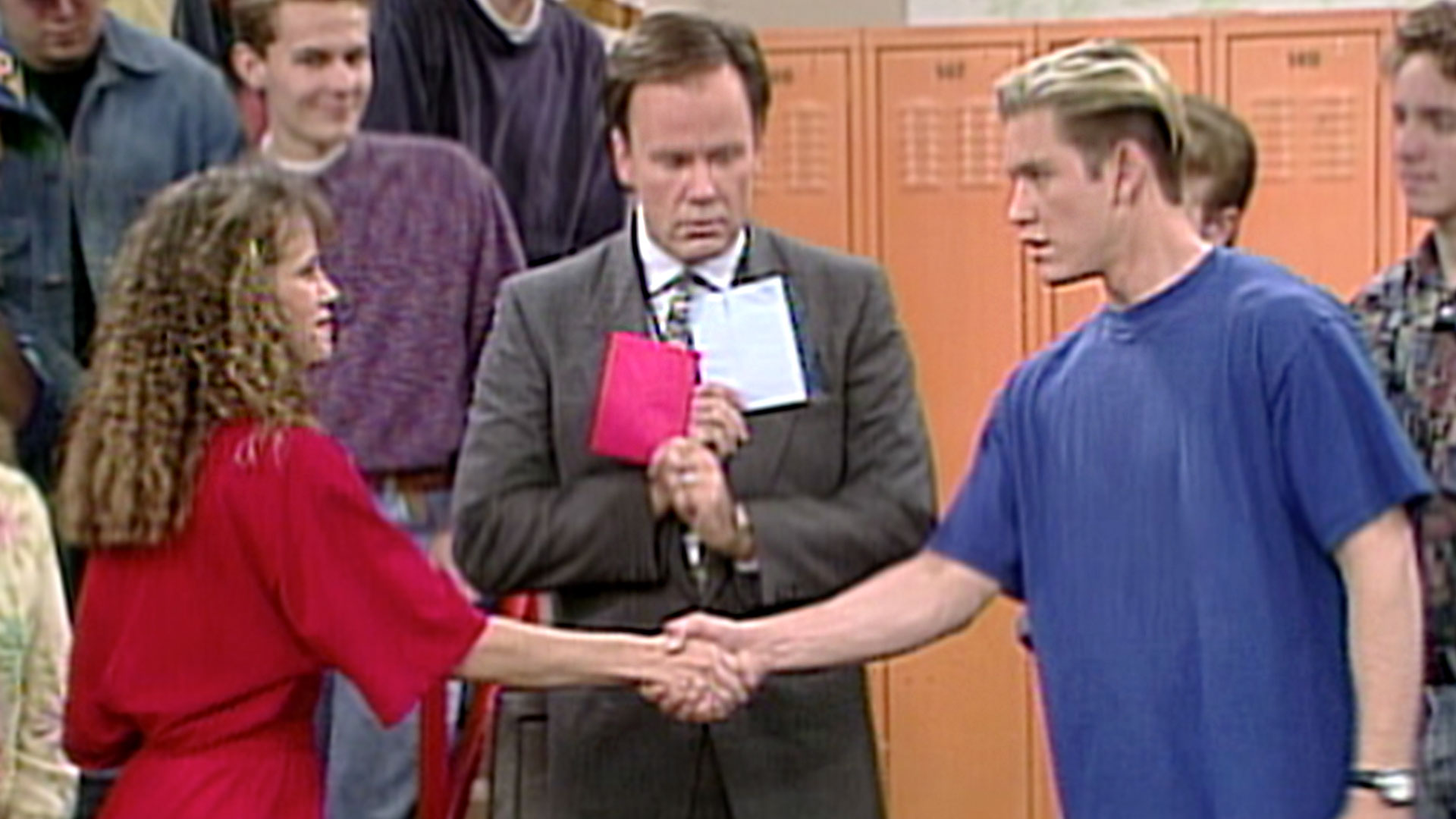 Watch Saved by the Bell Episode: The Will - NBC.com