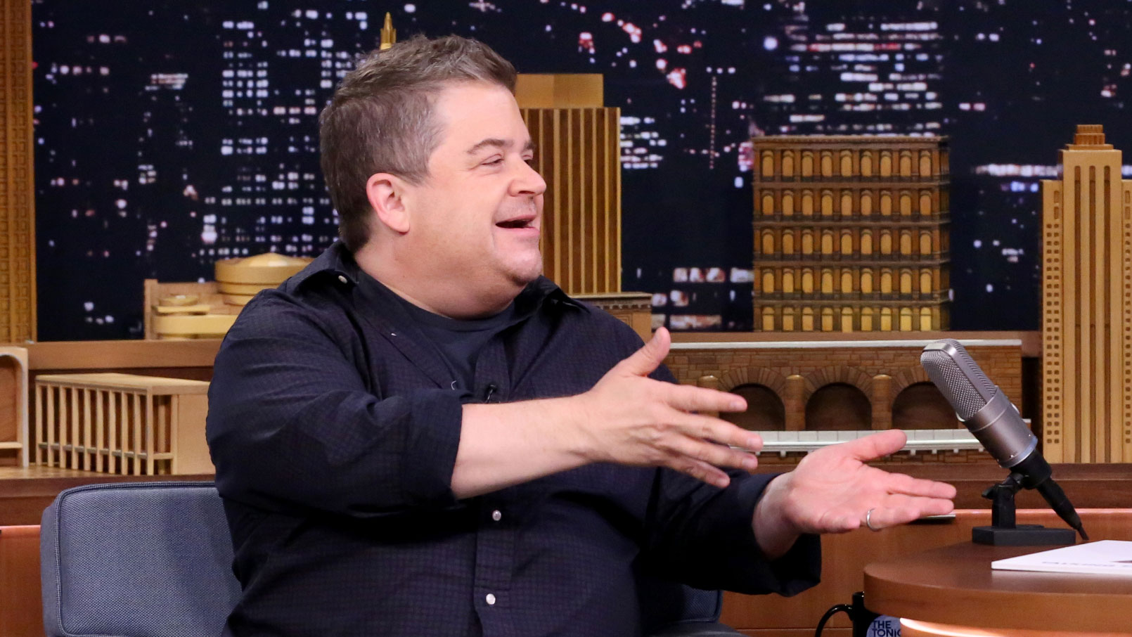 Patton Oswalt Is the Best Halloween Dad