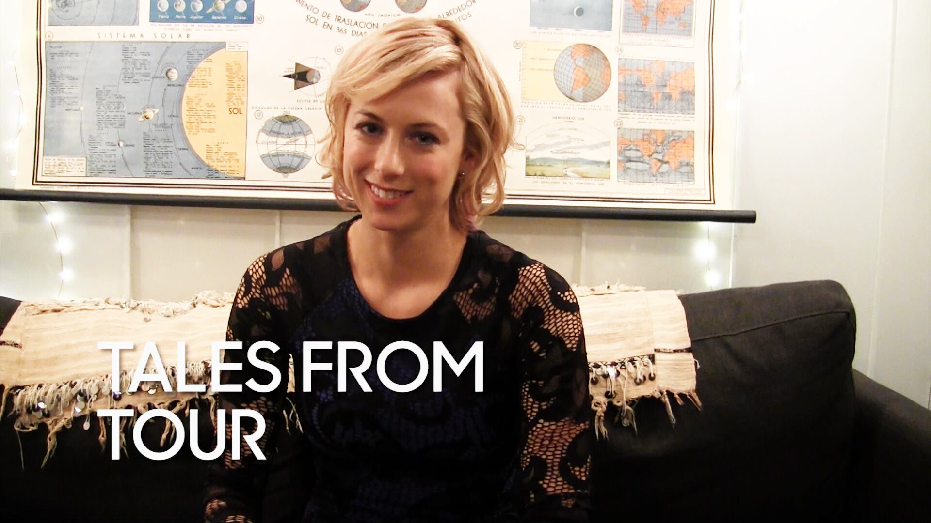 Tales from Tour: Iliza Shlesinger
