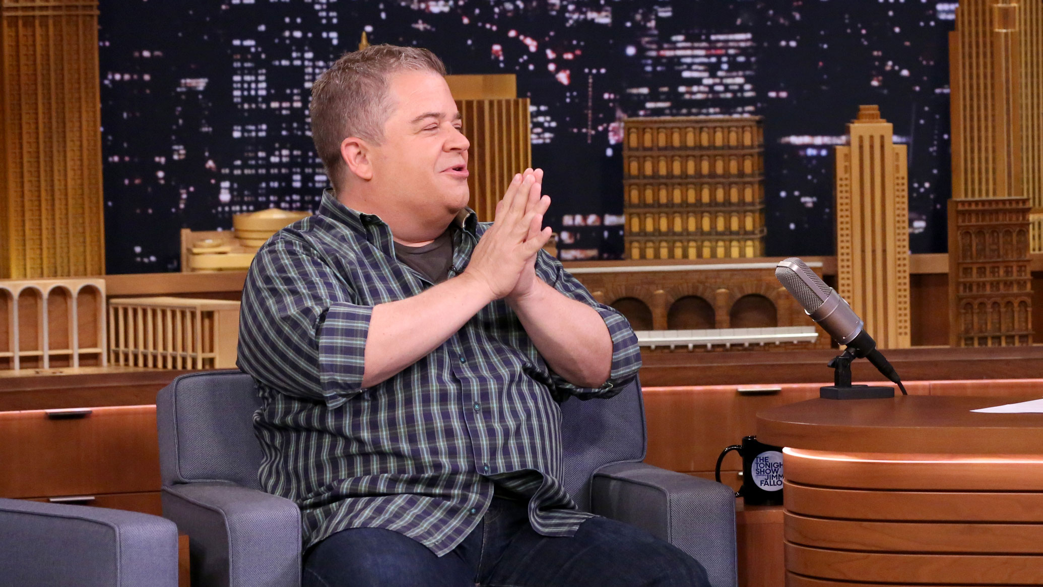 Patton Oswalt Reboots Mystery Science Theater as the New TV's Frank