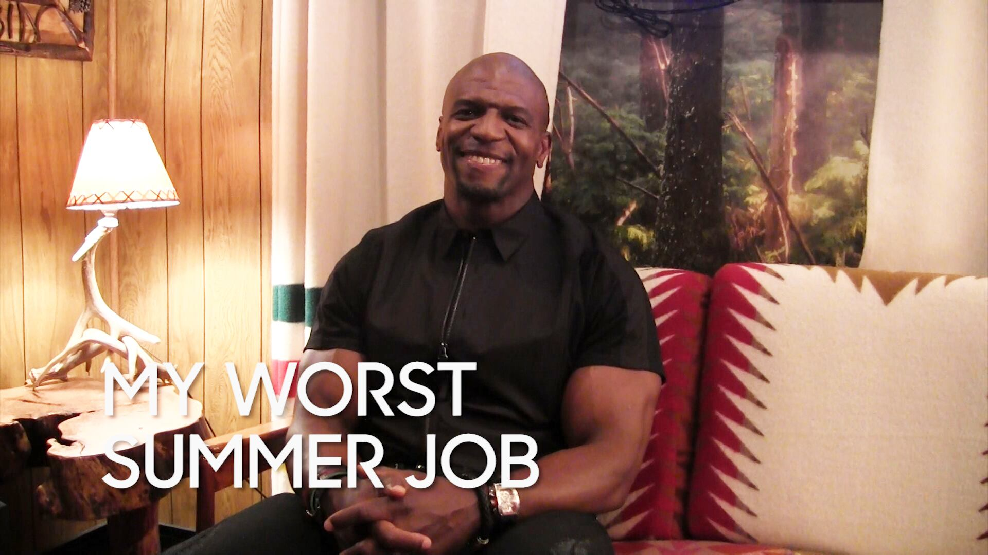 My Worst Summer Job: Terry Crews