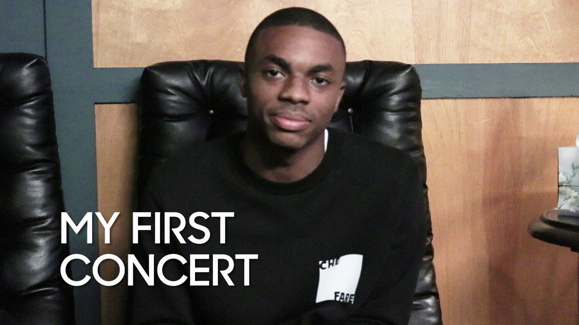 My First Concert: Vince Staples