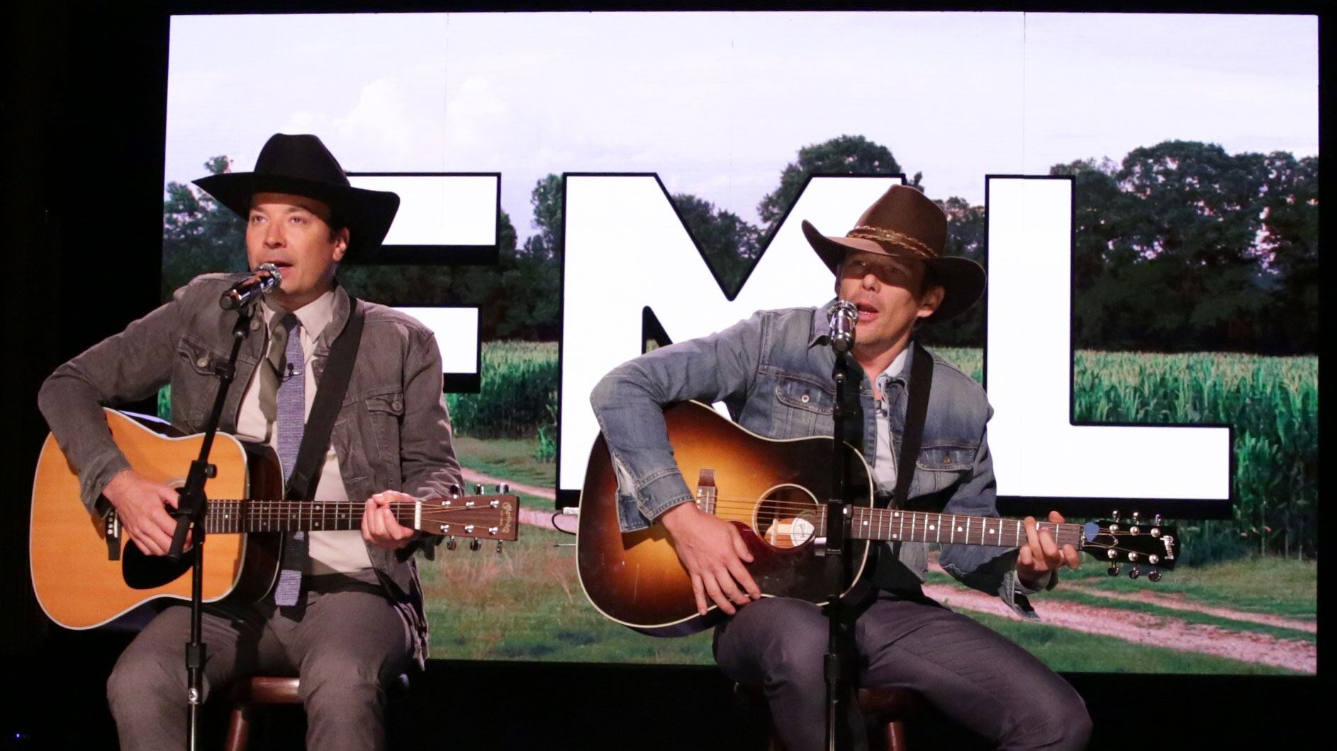 FML Country Singers with Ethan Hawke