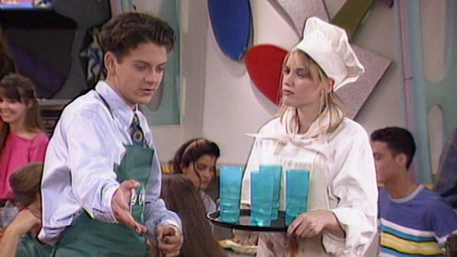 Watch Saved by the Bell: The New Class Episode: Running ...
