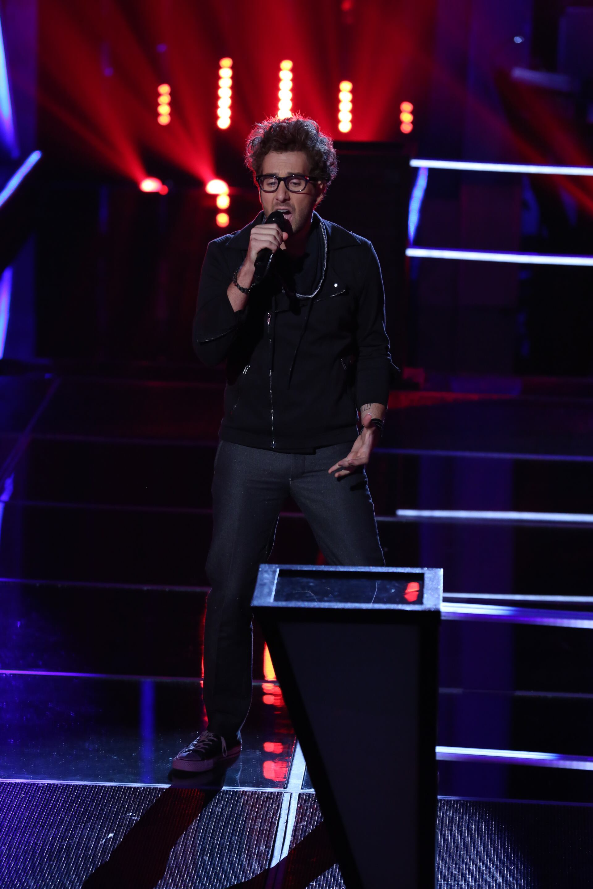 """Will took on James Wolpert in the battle rounds, singing Imagine Dragon's """"Radioactive."""" Adam was pleasantly surprised by Will's strength but still chose James as the winner, opening the door for Christina to swoop in and steal Will for her team."""